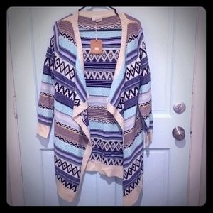 Stylish boutique sweater